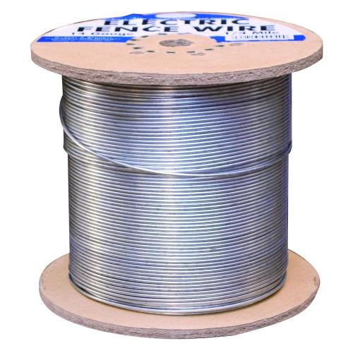 small resolution of 1 4 mile 14 gauge galvanized electric fence wire