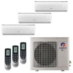 208 Volt Lighting Wiring Diagram Spa Gfci Gree Multi-21 Zone 26000 Btu Ductless Mini Split Air Conditioner With Heat, Inverter And Remote ...