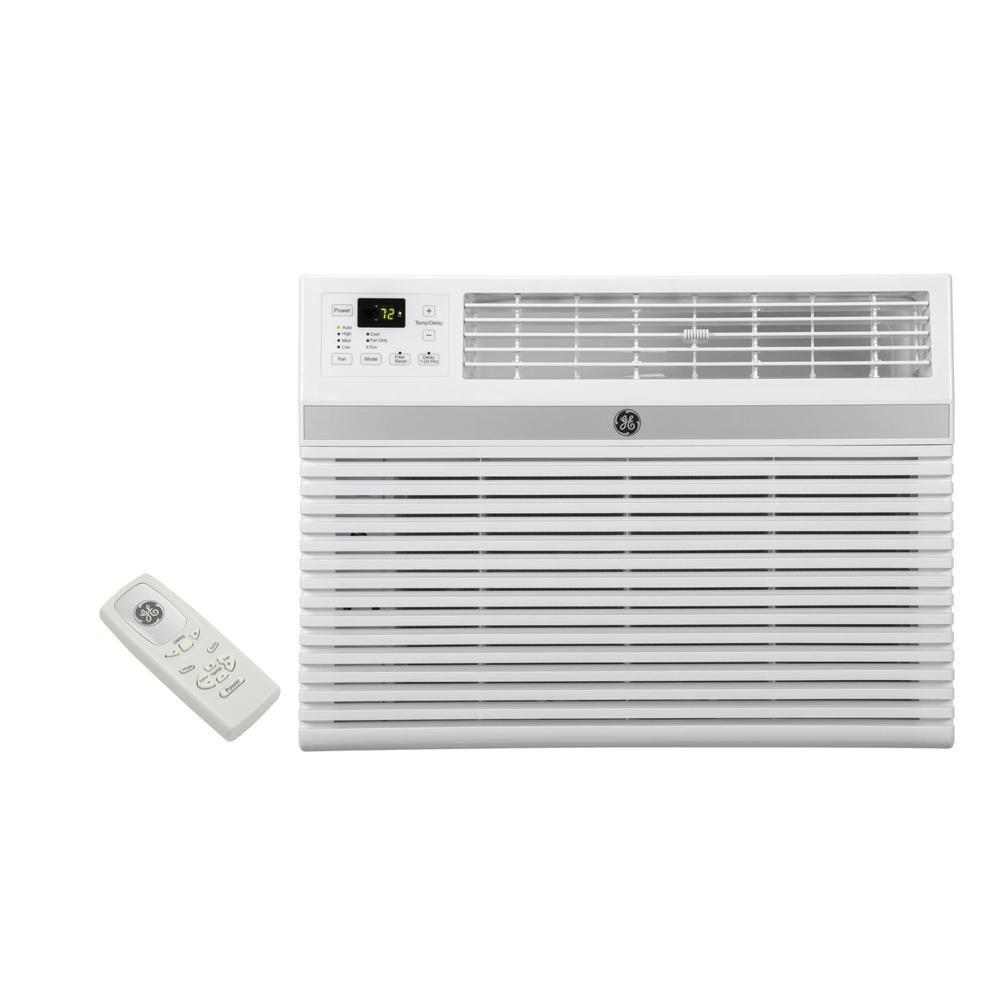 hight resolution of ge 18 000 btu energy star window room air conditioner with remote