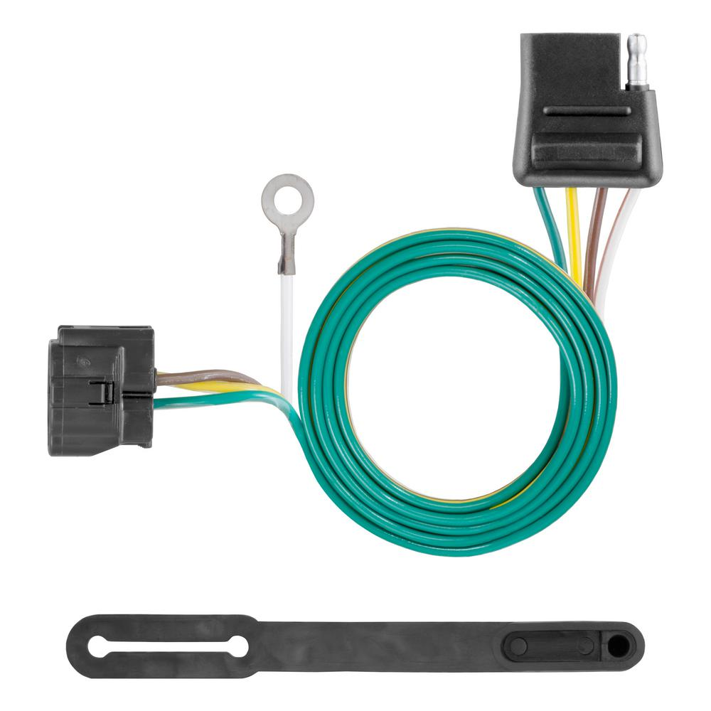 hight resolution of custom towed vehicle rv wiring harness add on