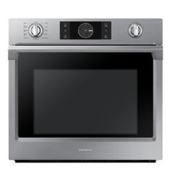 single electric wall oven with steam cook flex duo and dual [ 1000 x 1000 Pixel ]