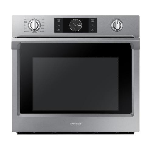 small resolution of single electric wall oven with steam cook flex duo and dual