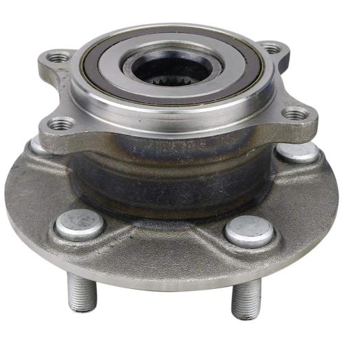 small resolution of wheel bearing and hub assembly rear