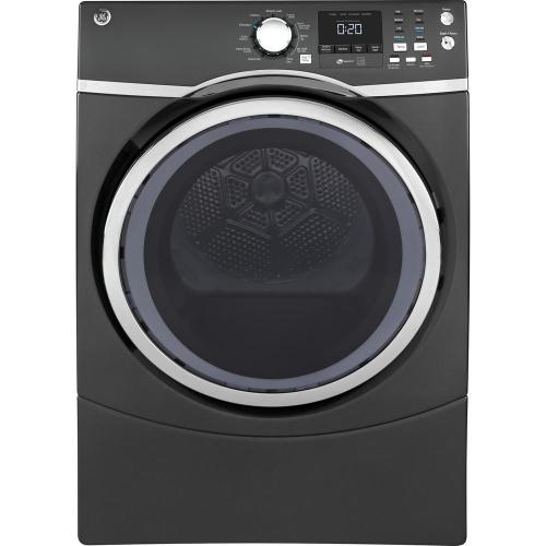 small resolution of ge 7 5 cu ft capacity front load electric dryer with steam in diamond gray