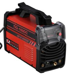 amico 160 amp tig torch arc stick dc inverter welder 110 230 volt [ 1000 x 1000 Pixel ]