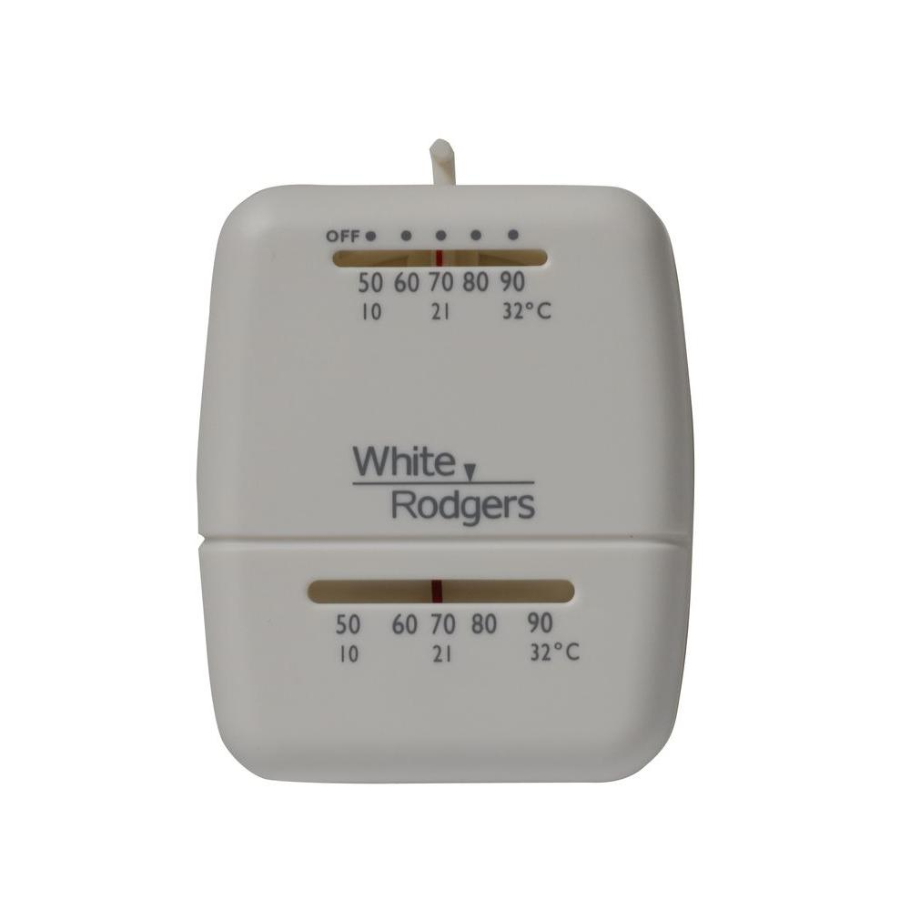 medium resolution of m30 heat only non programmable thermostat