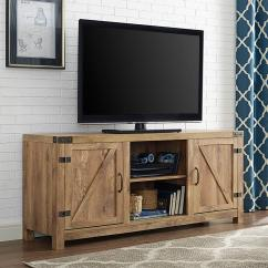Entertainment Units Living Room Small Maximum Seating Walker Edison Furniture Company Rustic Barnwood Storage Center Hd58bdsdbw The Home Depot