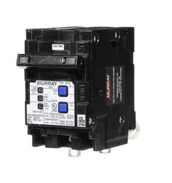 murray 15 amp double pole type mp at combination afci circuit breaker [ 1000 x 1000 Pixel ]