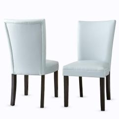 Steve Silver Dining Chairs Bucket Racing Chair Matinee White Side Set Of 2 Mt500sw The Home