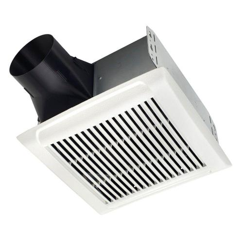 small resolution of nutone invent series 80 cfm wall ceiling installation bathroom exhaust fan