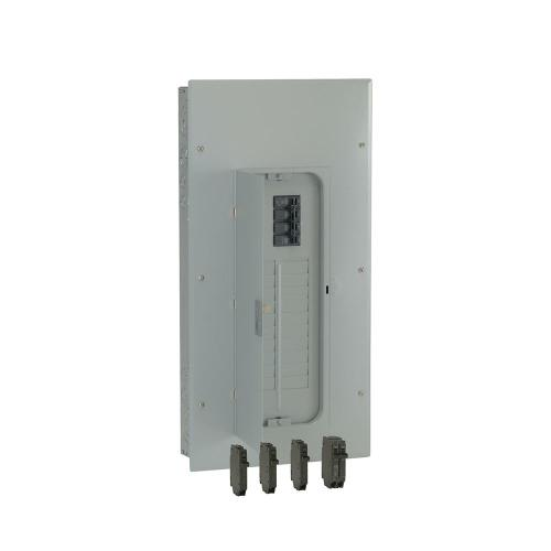 small resolution of 200 amp 20 space 40 circuit main breaker indoor load center contractor kit