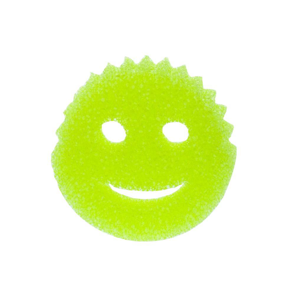 scrub daddy scratch free