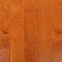 Bruce Cinnamon Maple 3/4 in. Thick x 2-1/4 in. Wide x ...