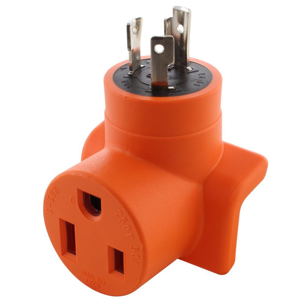 medium resolution of ac works ac connectors l6 30p 30 amp 250 volt locking plug to 6