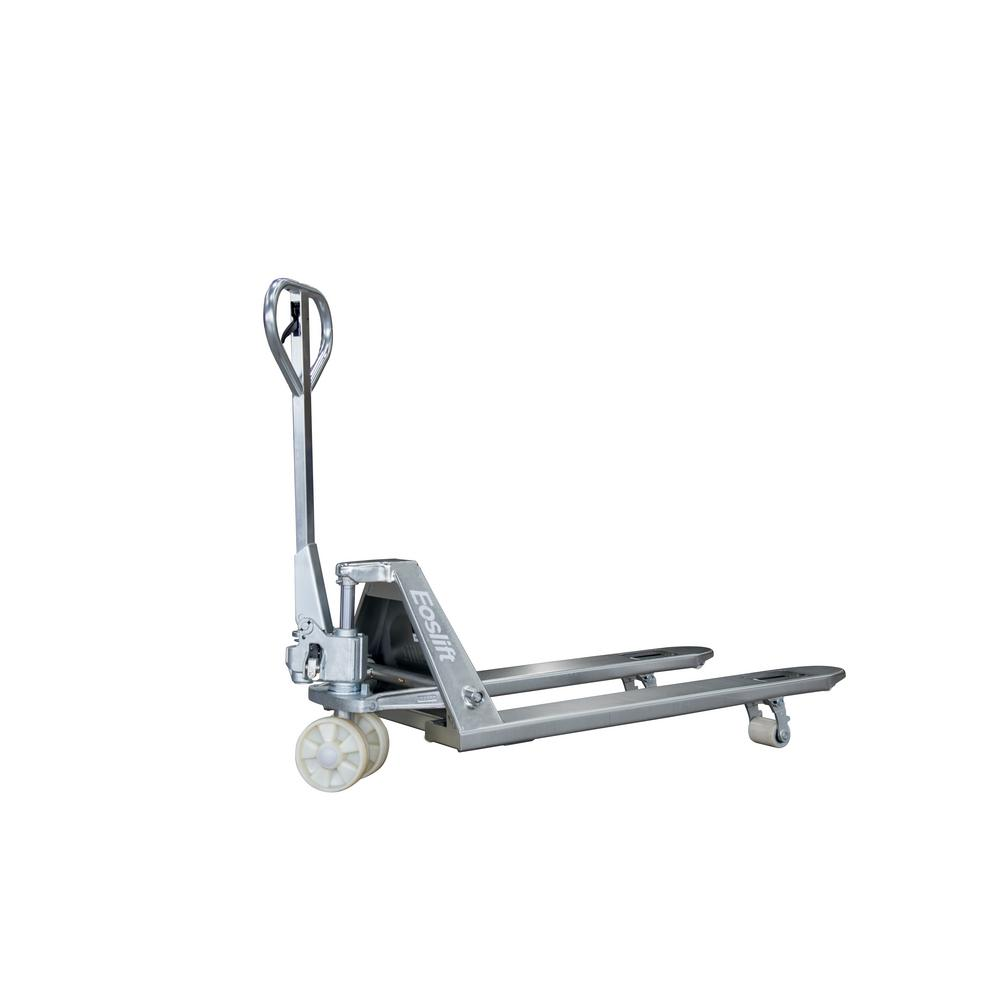 Eoslift 4400 lbs. 27 in. x 48 in. Manual Pallet Truck