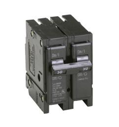 eaton br 50 amp 2 pole circuit breaker [ 1000 x 1000 Pixel ]