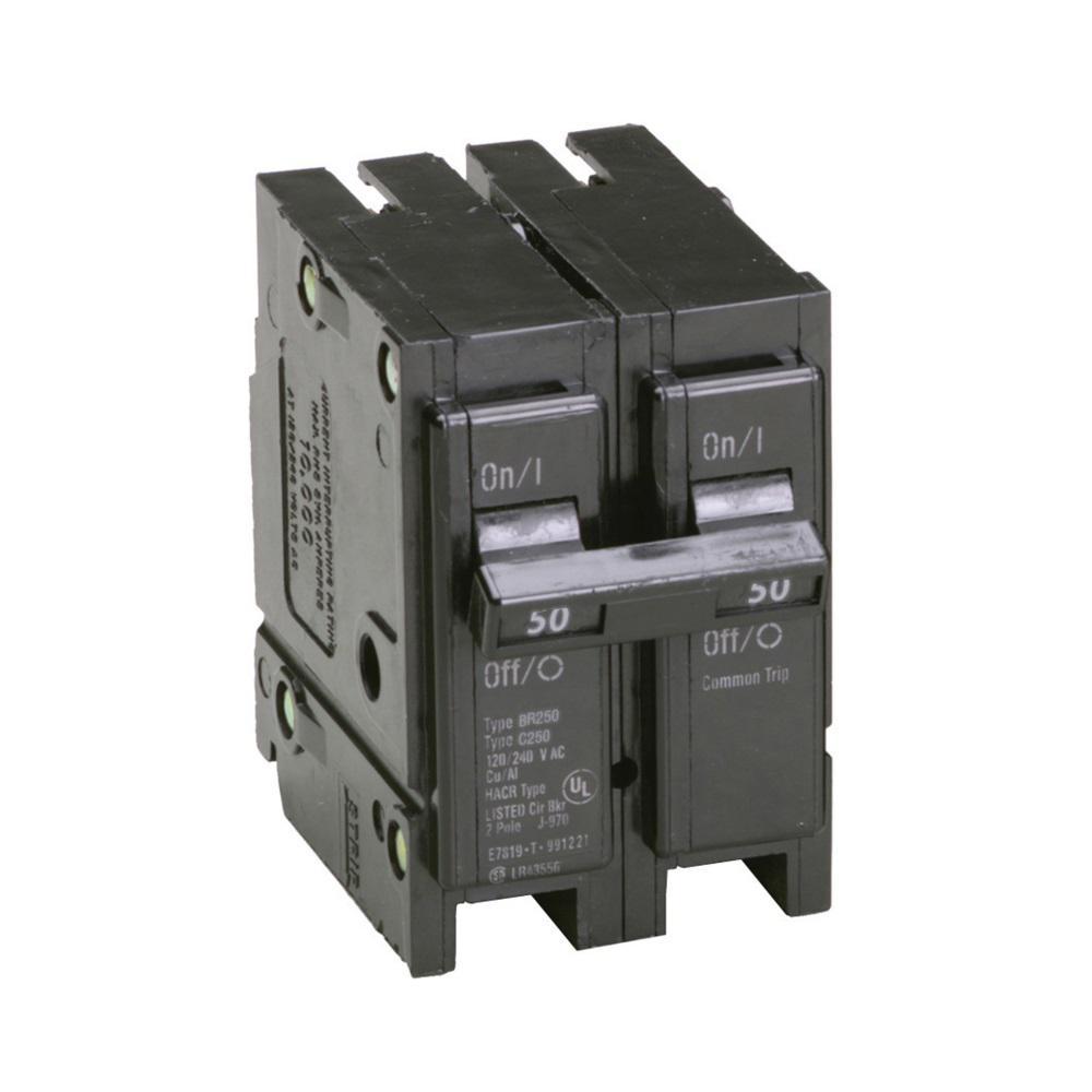 medium resolution of eaton br 50 amp 2 pole circuit breaker