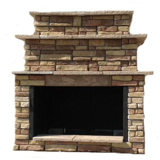 steel - wood - outdoor fireplaces - outdoor heating - the home depot
