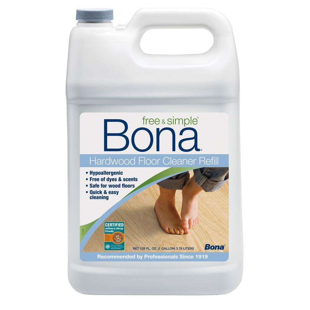Bona 128 oz Free and Simple Hardwood RefillWM700018182