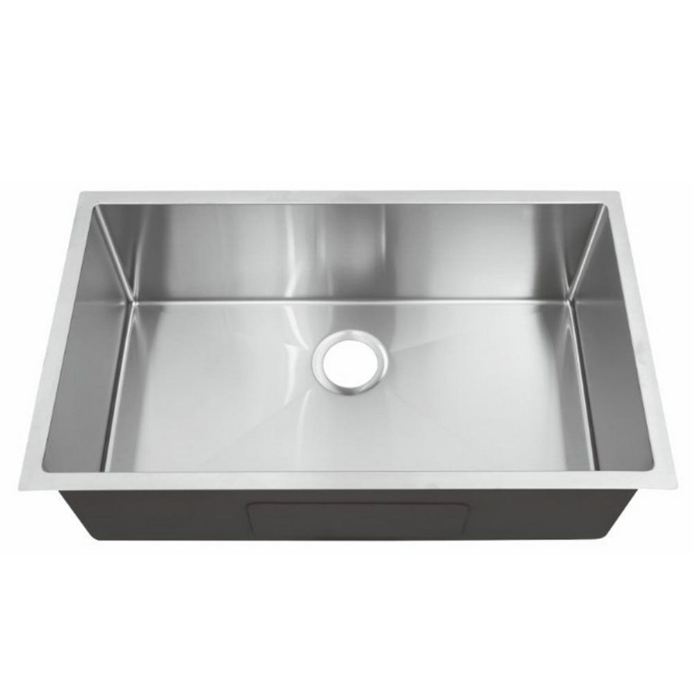 undermount single bowl kitchen sink granite countertops y decor hardy 33 in stainless steel