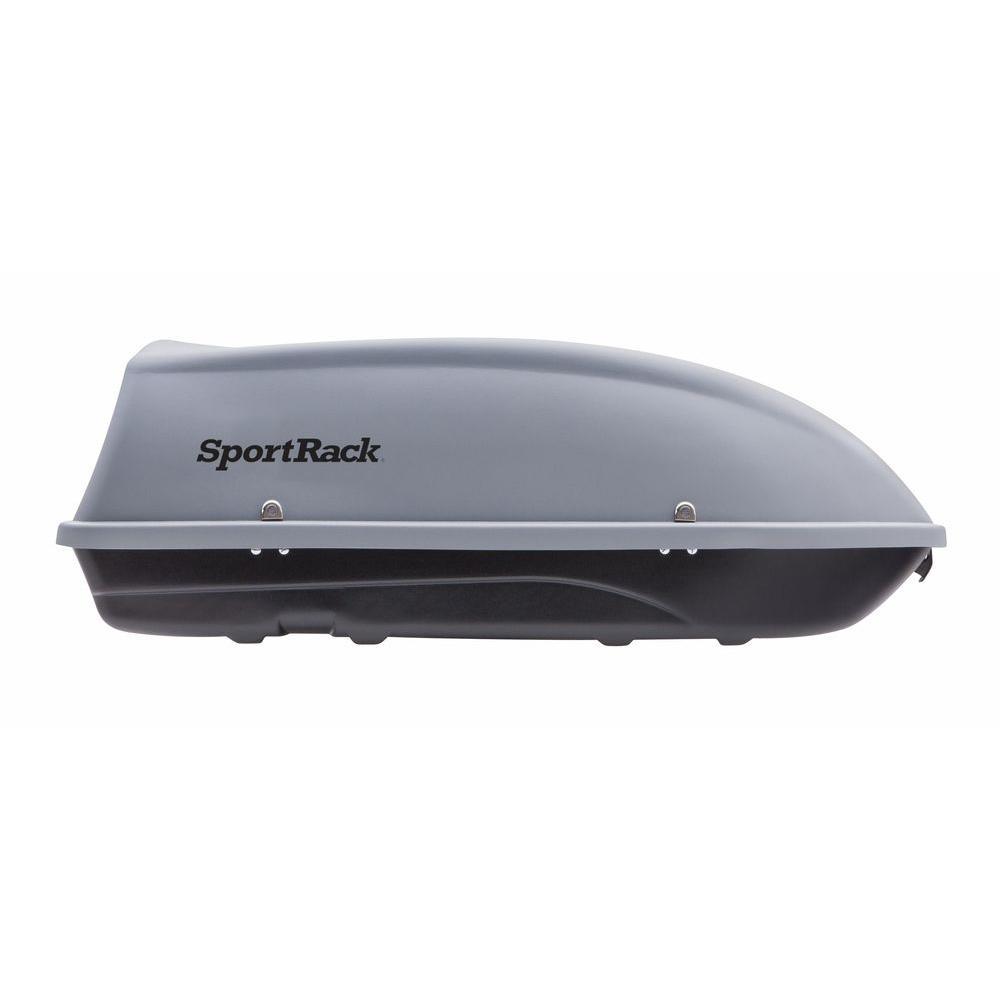 SportRack 18 cu. ft. Skyline Cargo Box in Gray