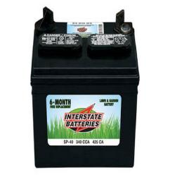 interstate battery 340 cca tractor mower battery [ 1000 x 1000 Pixel ]