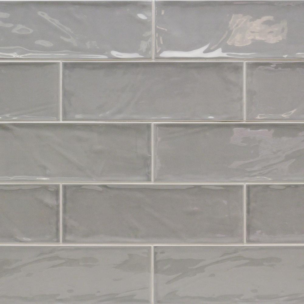 mm polished ceramic subway wall tile
