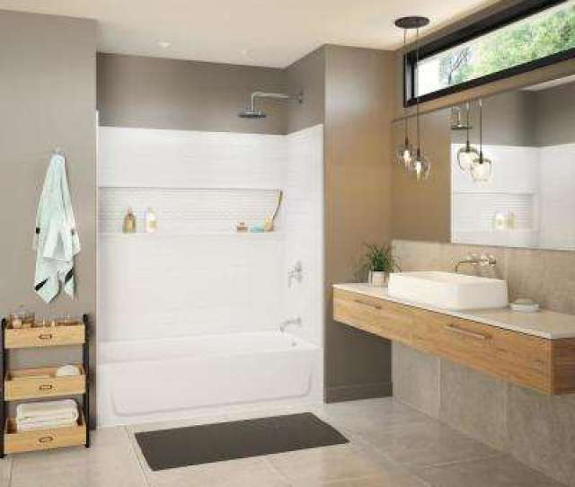 Standard Fit Alcove Bath