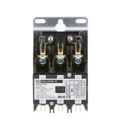 30 amp 208 240 volt ac 3 pole definite purpose contactor 20 pack  [ 1000 x 1000 Pixel ]