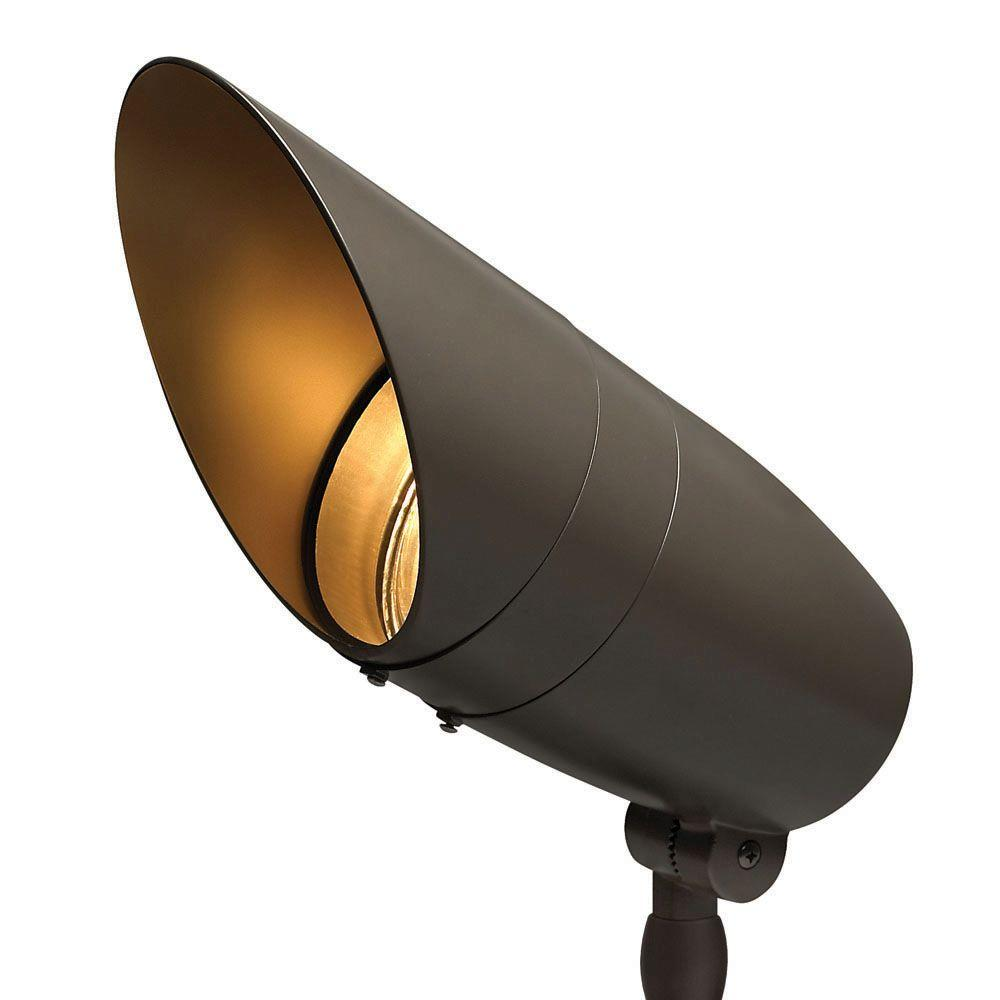 medium resolution of 120 volt line voltage bronze large spot light par38 or r40