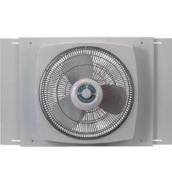 window fan with ez dial ventilation w16900 the home depot [ 1000 x 1000 Pixel ]