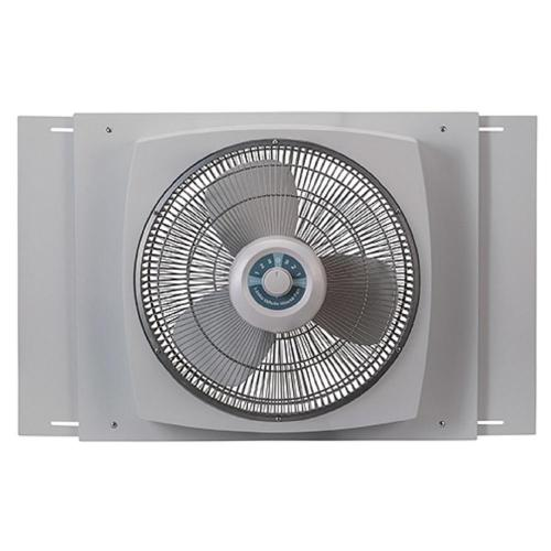 small resolution of window fan with ez dial ventilation w16900 the home depot