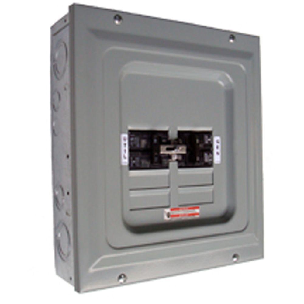 hight resolution of generac 60 amp 2 500 watt single load manual transfer switch 6333 wiring