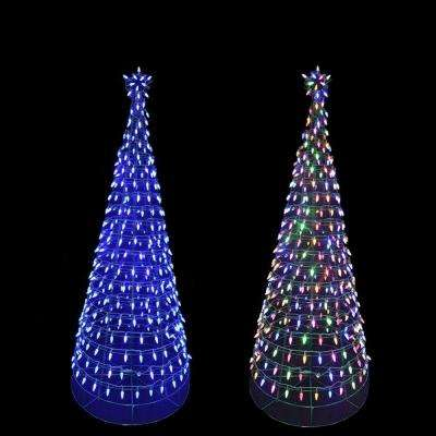 Lighted Yard Christmas Decorations