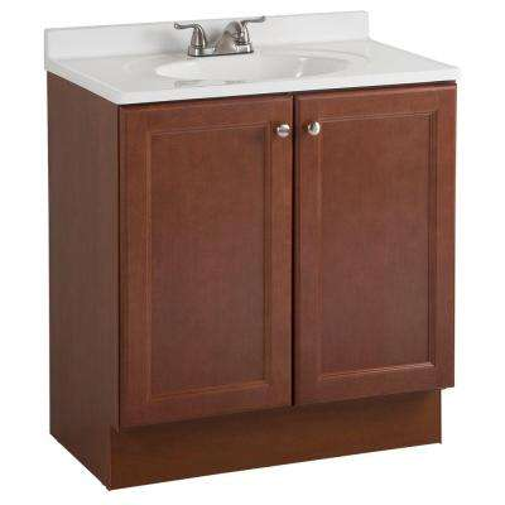 glacier bay - bathroom vanities - bath - the home depot