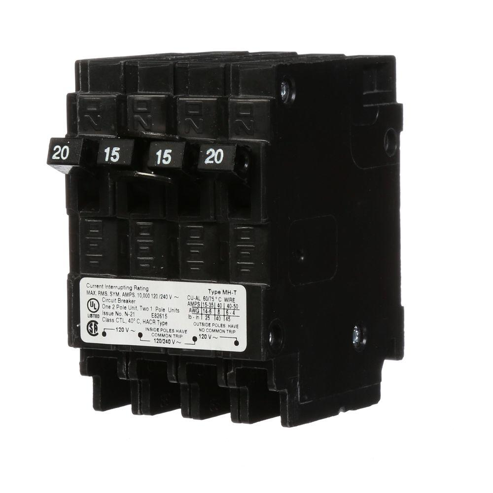 hight resolution of murray 20 amp double pole and two 15 amp single pole type mh