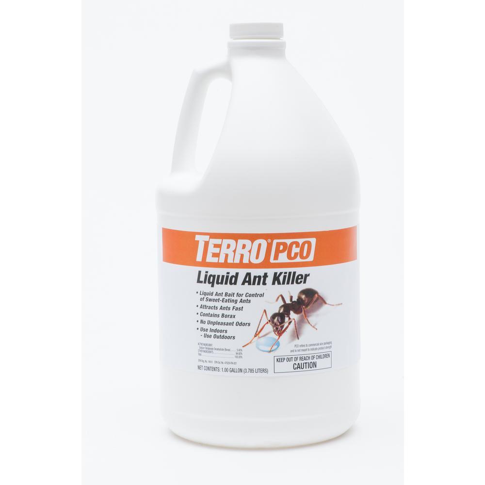 Terro 1 Gal Liquid Ant Killer T211 The Home Depot