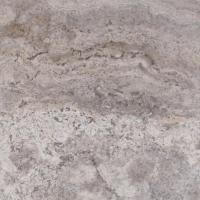 MS International Silver 18 in. x 18 in. Honed Travertine ...