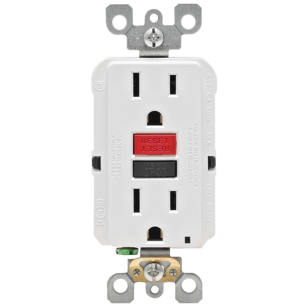 Electrical Wiring In The Home G F I Gfi Gfci