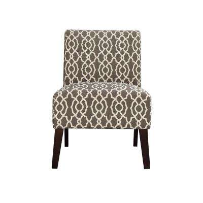 yellow and gray accent chair jysk patio covers wood arm multi colored chairs the home ollano iii pattern linen
