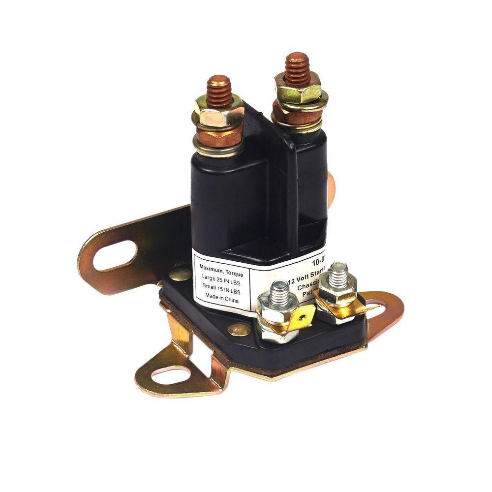 hight resolution of 4 pole starter solenoid