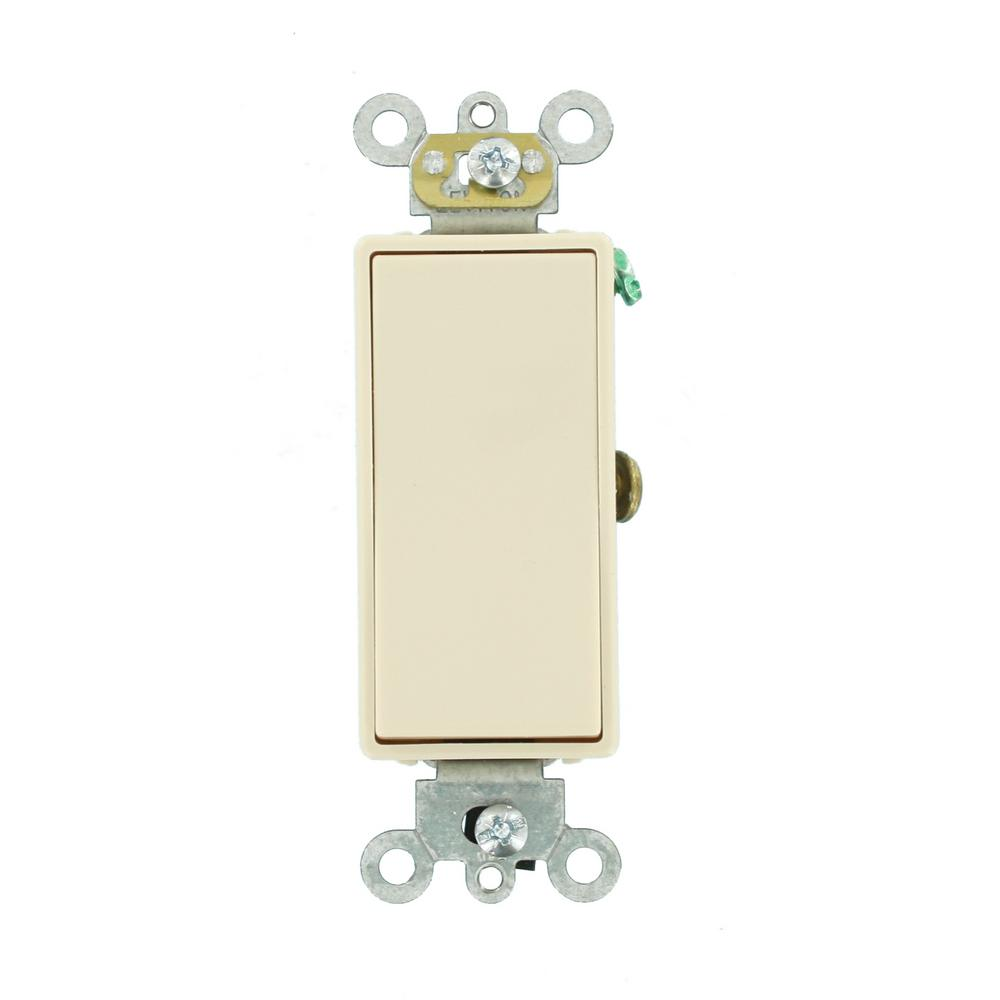 hight resolution of this review is from decora 15 amp single pole ac quiet switch light almond