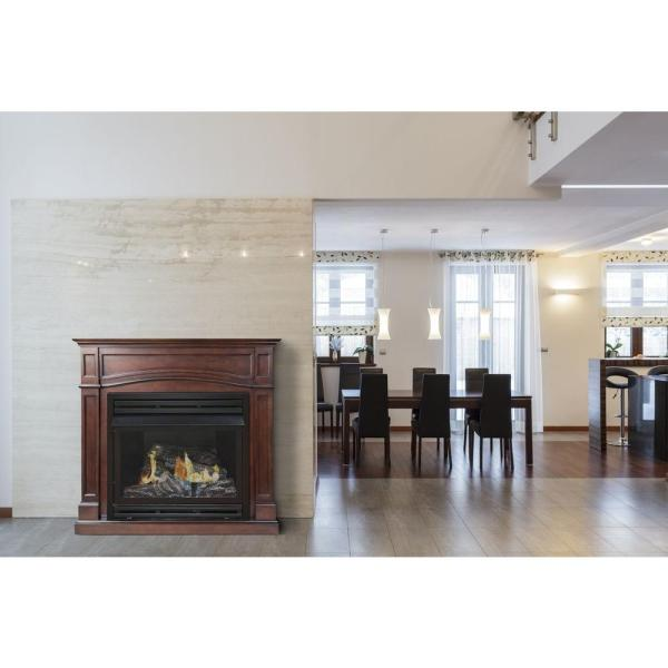 Home Depot Vent Free Gas Fireplaces