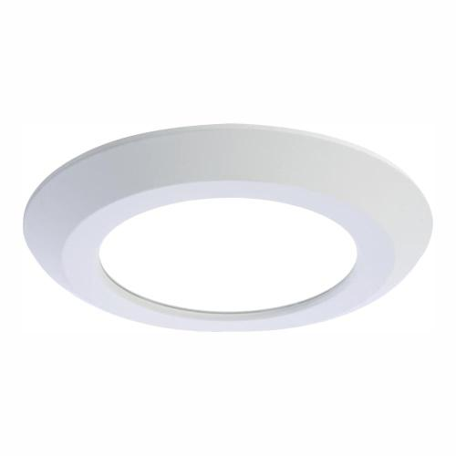 small resolution of white integrated led recessed retrofit ceiling mount