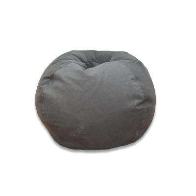 corduroy bean bag chair extra large slipcovers gray chairs the home depot vintage slate more options available