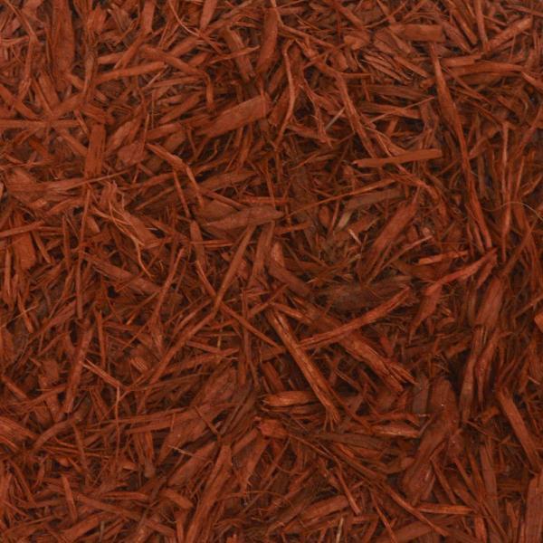 8 cu. yd. red landscape bulk mulch-bkdmr8