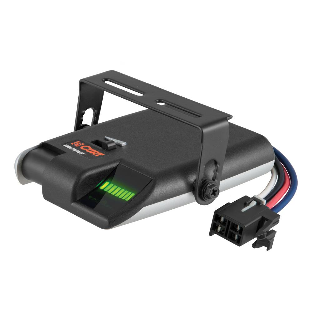 hight resolution of curt venturer brake control with time activated brake control
