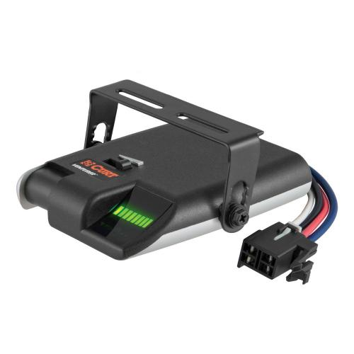 small resolution of curt venturer brake control with time activated brake control