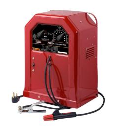 lincoln electric 225 amp ac and 125 amp dc arc stick welder ac dc [ 1000 x 1000 Pixel ]