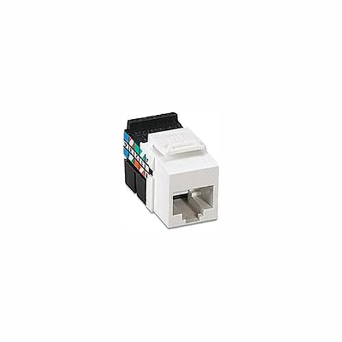 small resolution of leviton quickport cat 3 connector white 41108 rw3 the home depot leviton voice grade jack wiring diagram